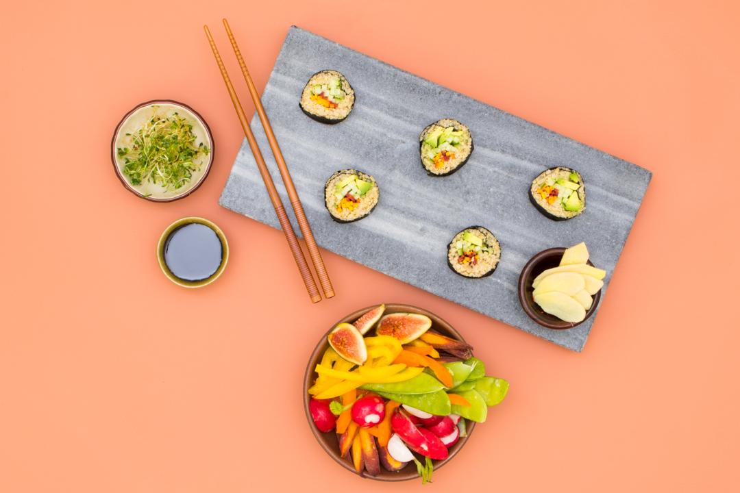 Beller Nutrition - Nori Quinoa Wrap