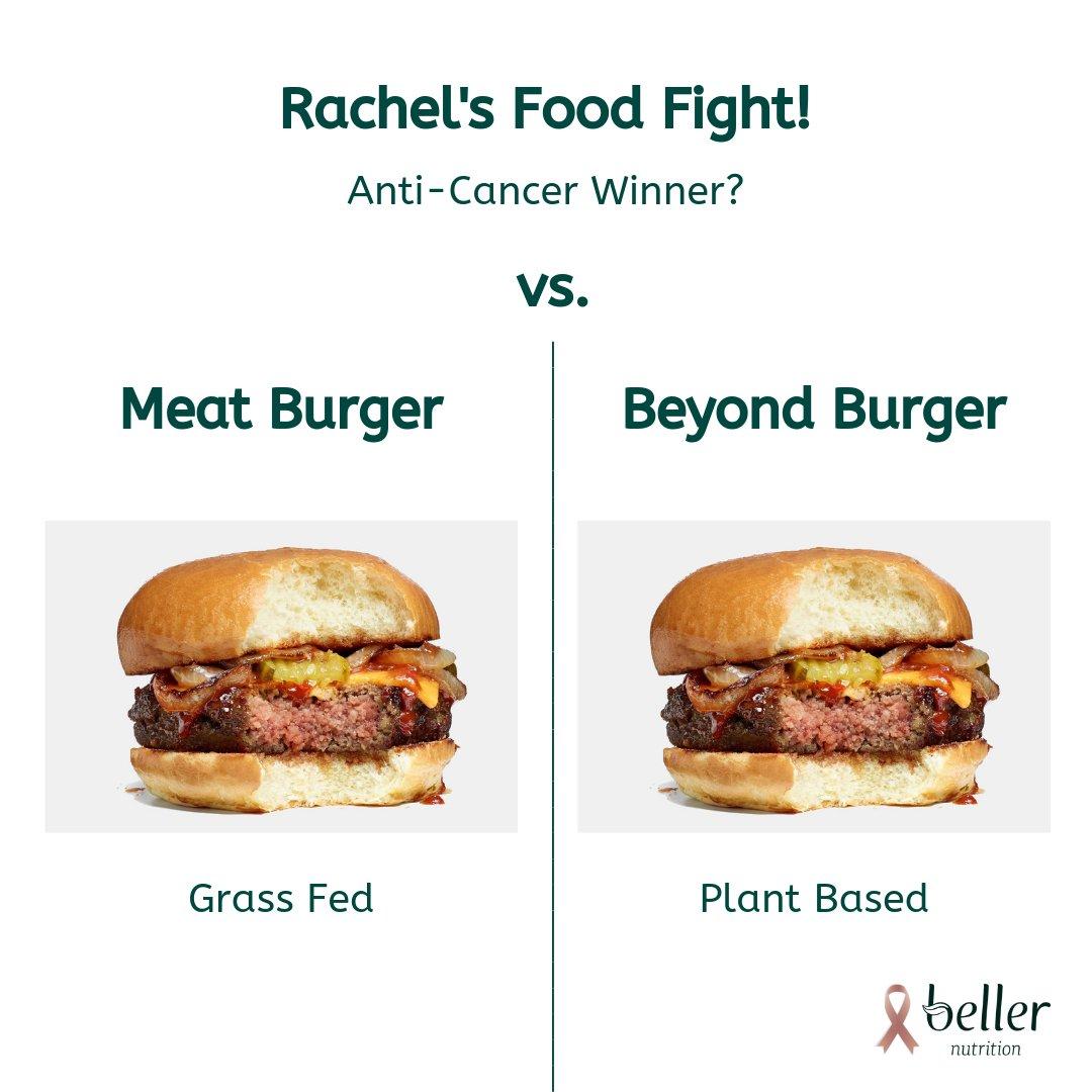 Which Burger Is Safer For Breast Cancer Prevention Beller Nutrition